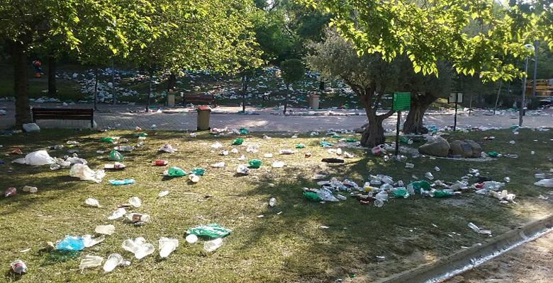 Alcobendas organiza una campa a de limpieza con motivo de for Empresas de limpieza alcobendas